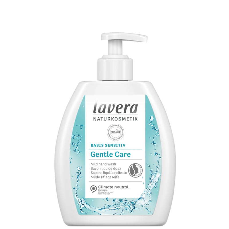 Lavera Basis Sensitiv Mild Hand Wash