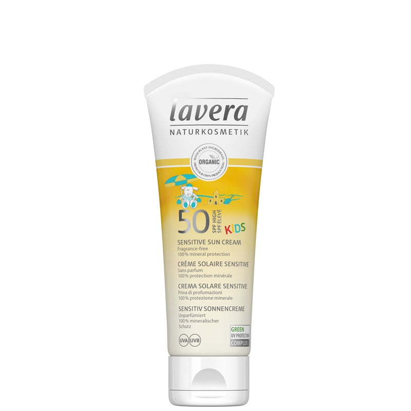 Lavera Sensitive Sun Cream Kids SPF50