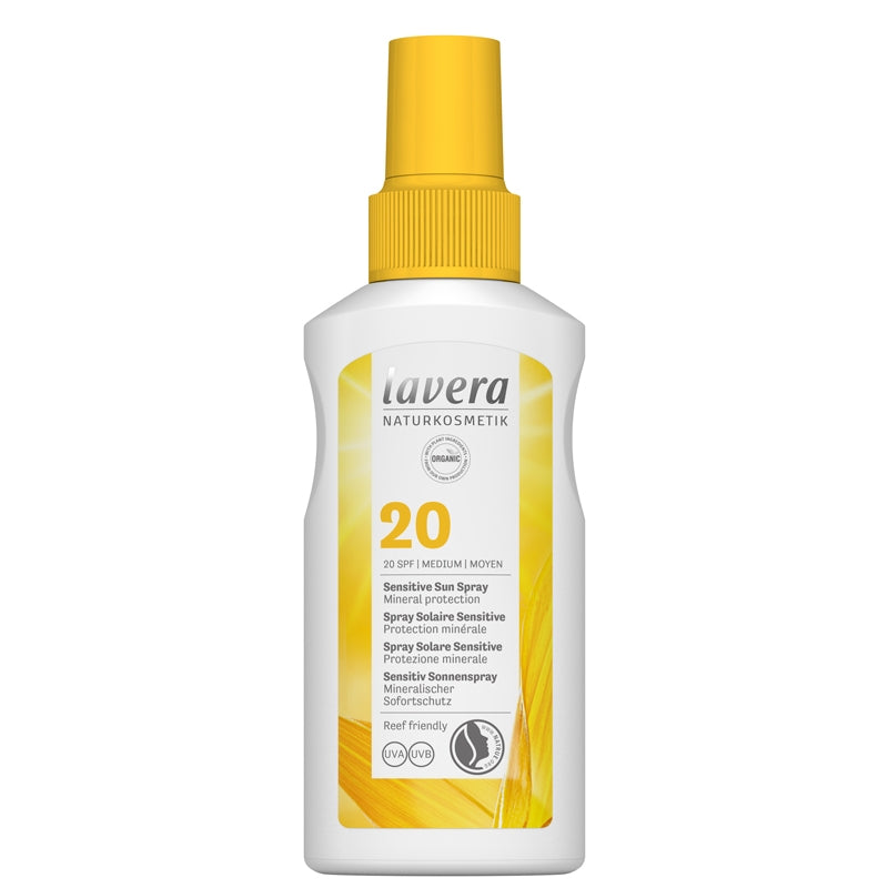 Lavera Sensitive Sun Spray SPF20