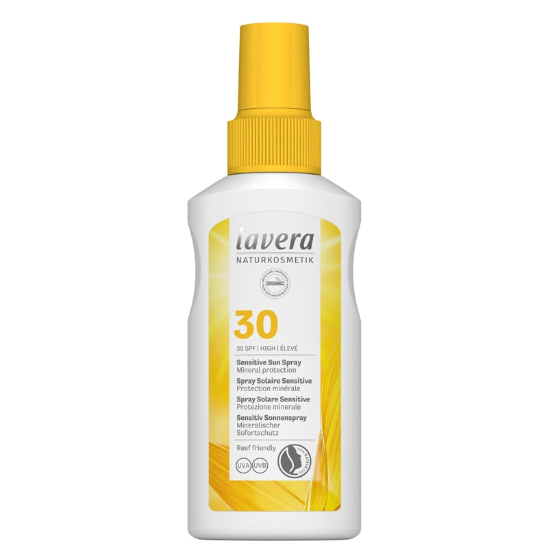 Lavera Sensitive Sun Spray SPF30