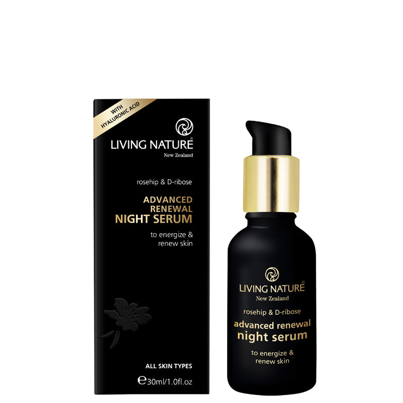 Living Nature Advanced Renewal Night Serum