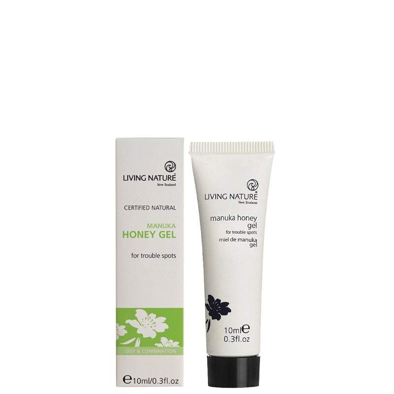 Living Nature Manuka Honey Gel 10ml