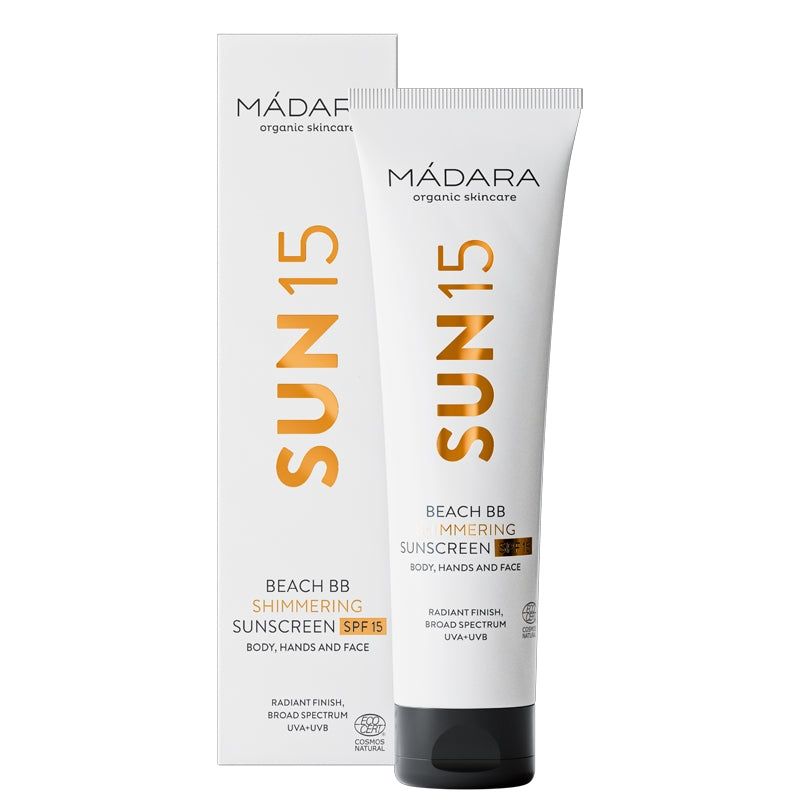 Madara Beach BB Shimmering Sunscreen SPF15