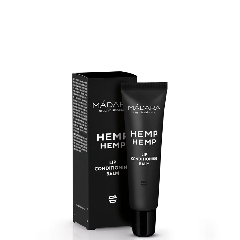 Madara Hemp Hemp Lip Conditioning Balm