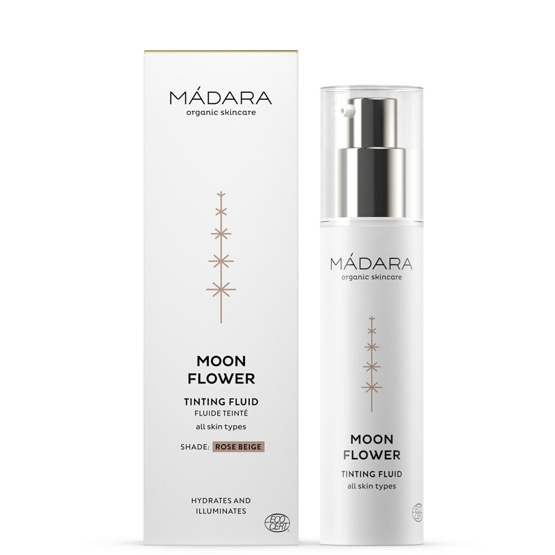 Madara Moonflower Rose Beige Tinting Fluid