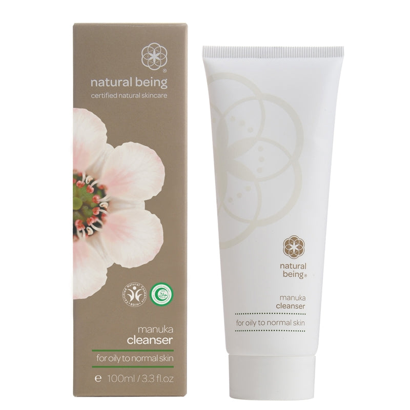 Natural Being Manuka Cleanser for Oily to Normal Skin