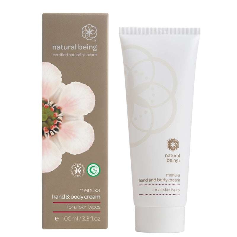Natural Being Manuka Hand & Body Cream