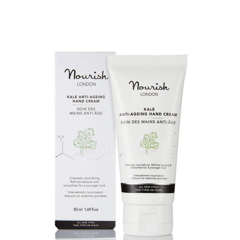 Nourish Kale Anti-Ageing Hand Cream