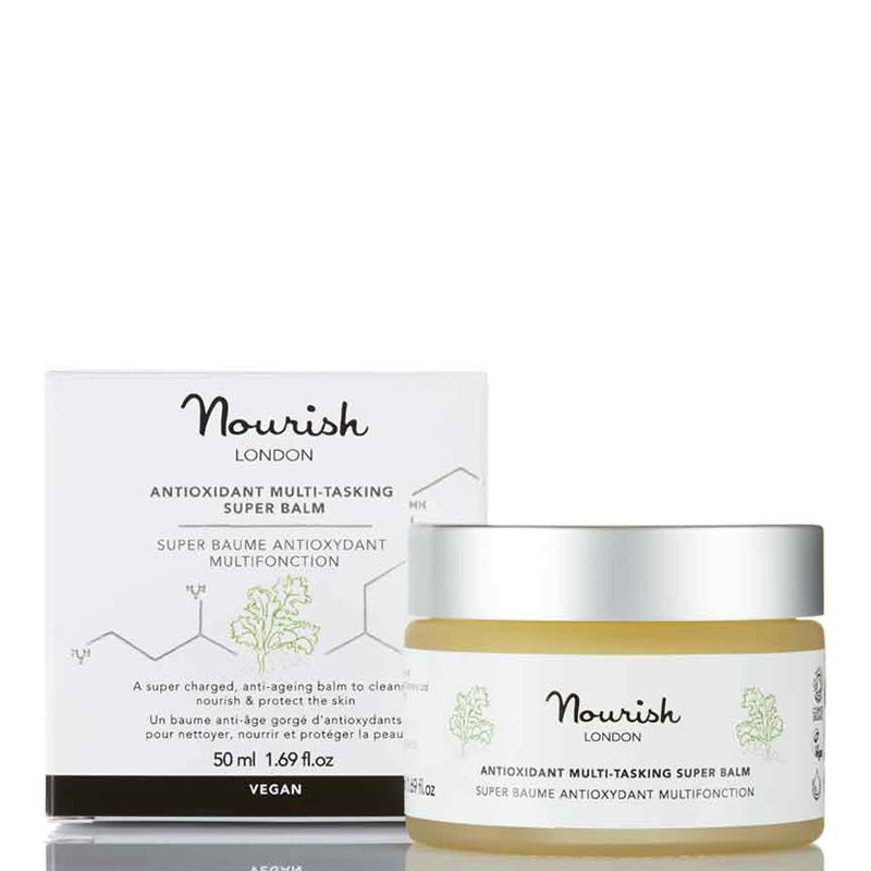 Nourish London Antioxidant Multi Tasking Super Balm