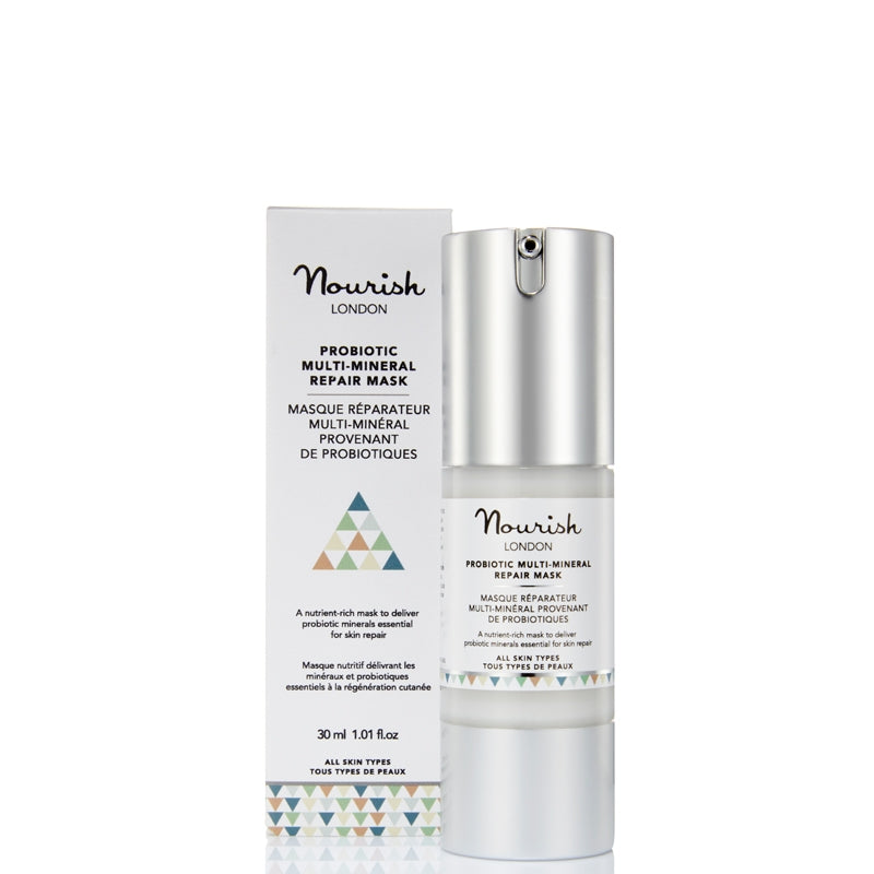 Nourish Probiotic Multi-Mineral Repair Mask