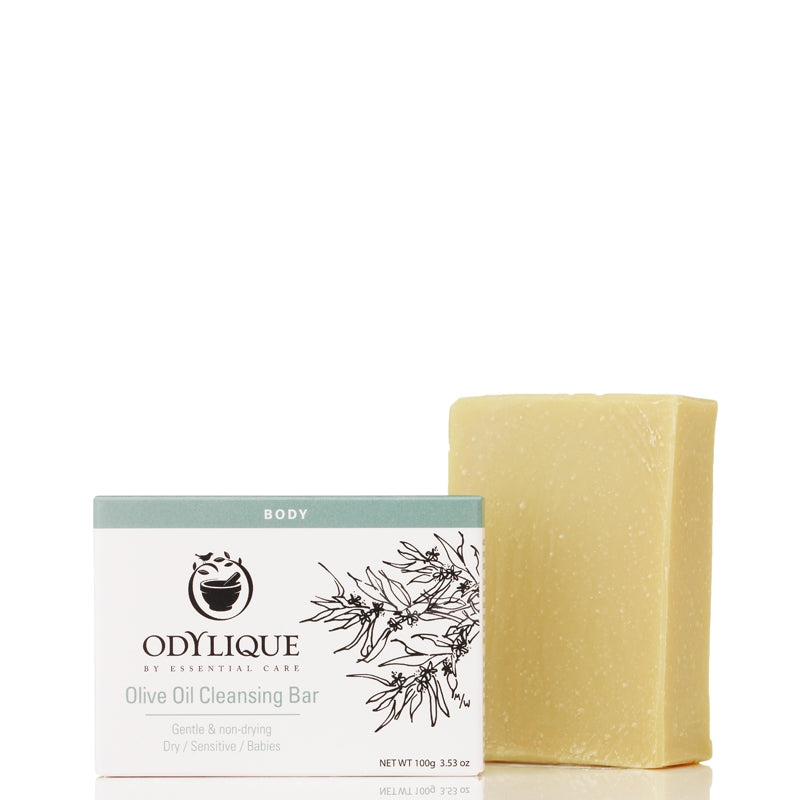 Odylique by Essential Care Olive Oil Cleansing Bar