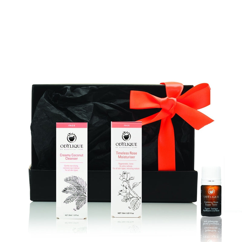 Odylique by Essential Care Rose Gift Set