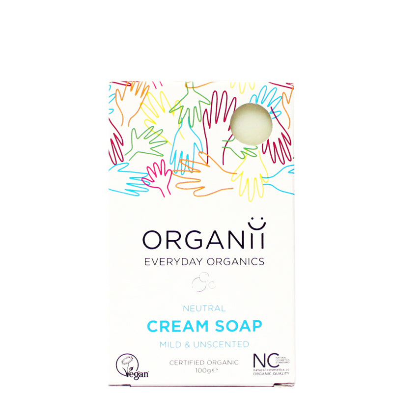 Organii Neutral Cream Soap