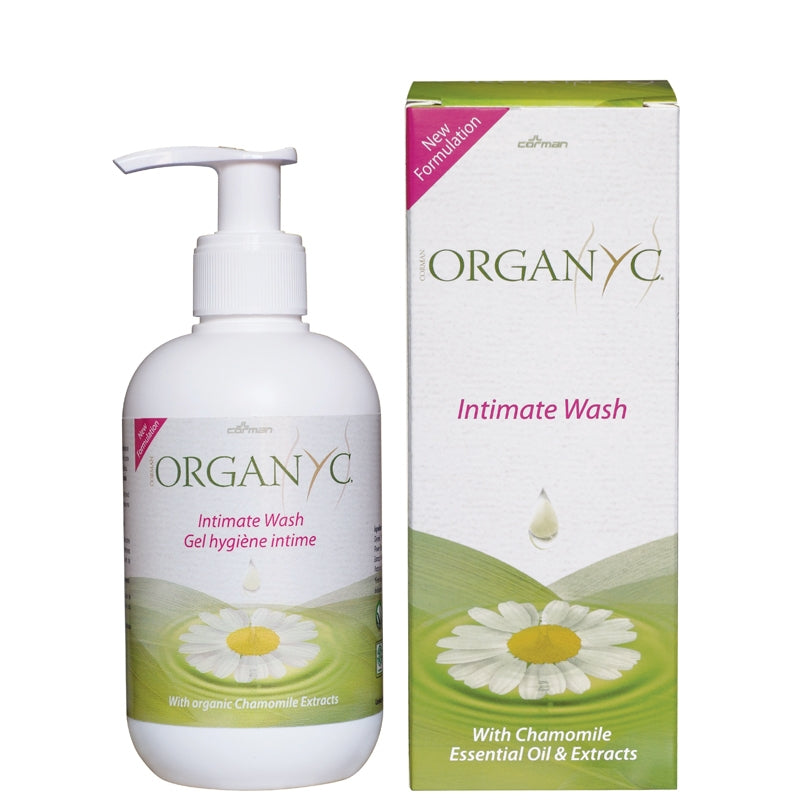 Organyc Natural Intimate Wash