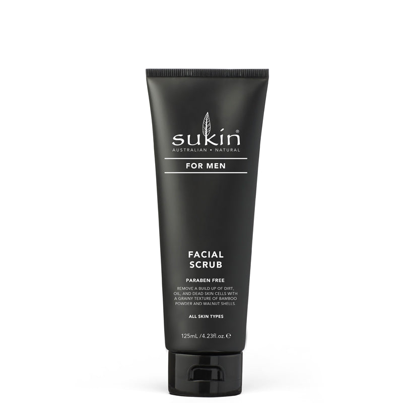 Sukin for Men Facial Scrub