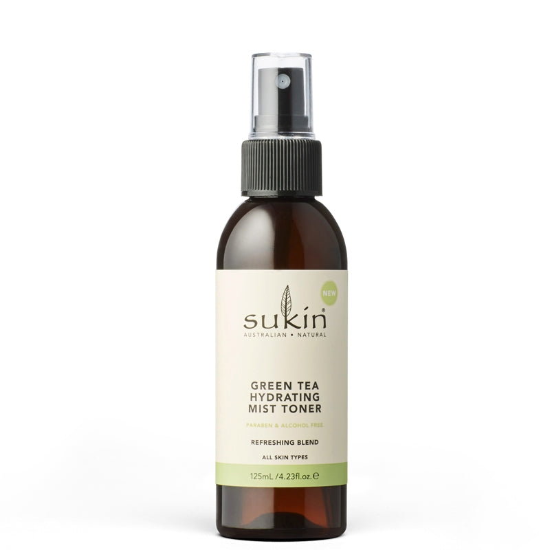 Sukin Green Tea Hydrating Mist Toner
