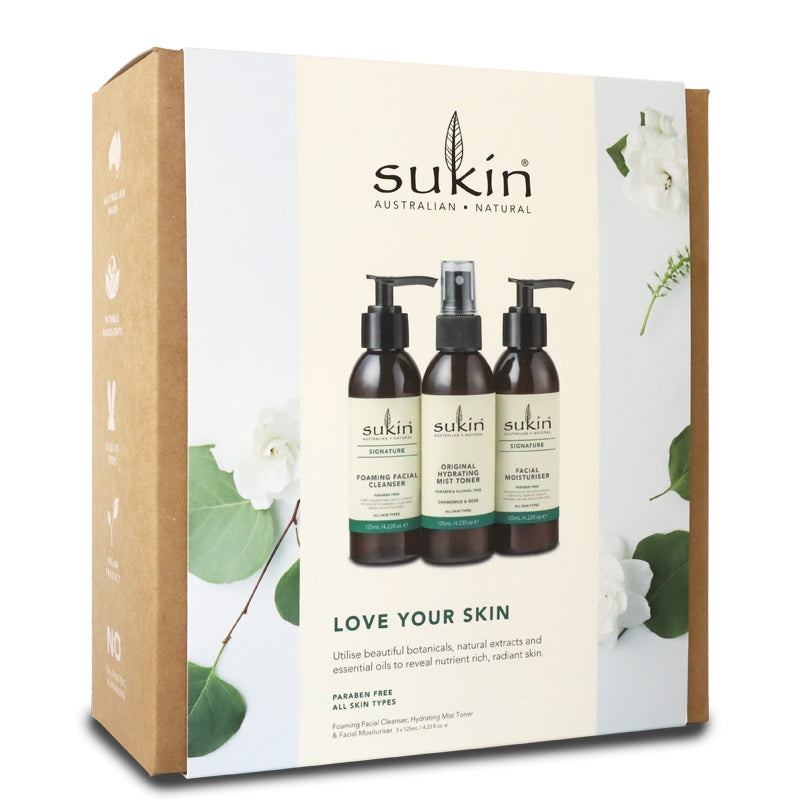 Sukin Love Your Skin Set