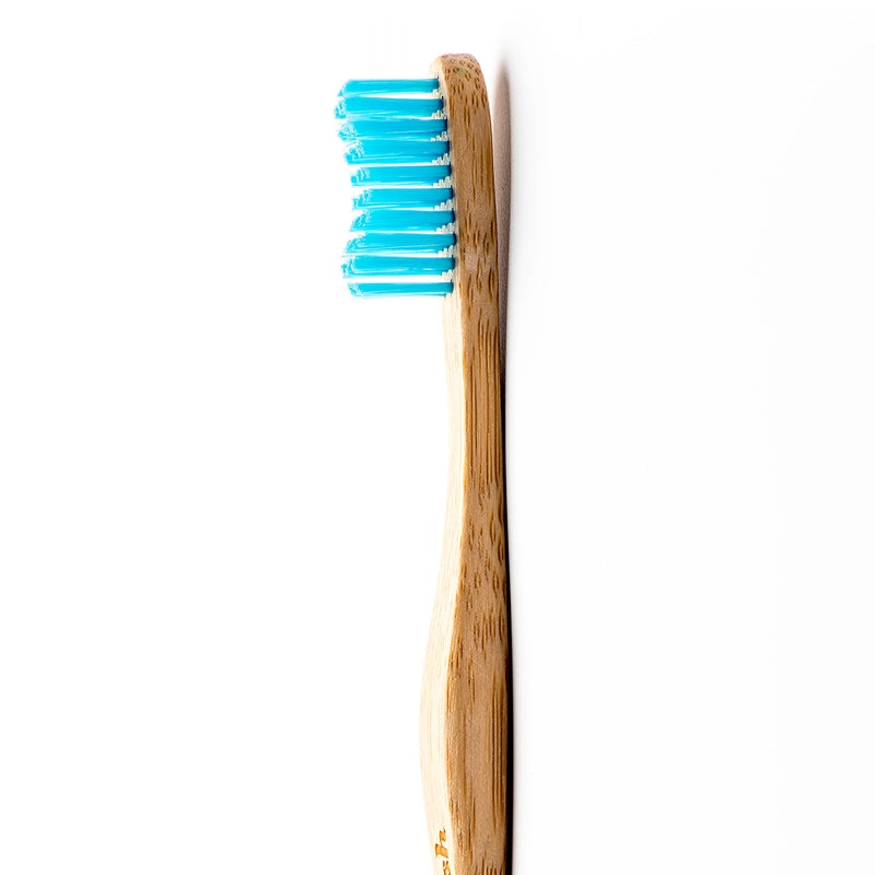 The Humble Co Humble Brush Adult Medium Blue