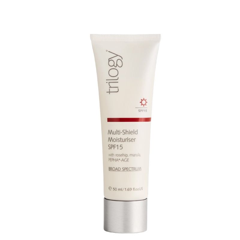 Trilogy Multi Shield Moisturiser SPF15
