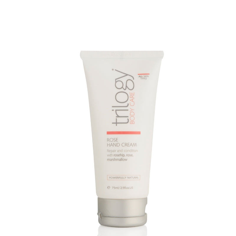 Trilogy Rose Hand Cream