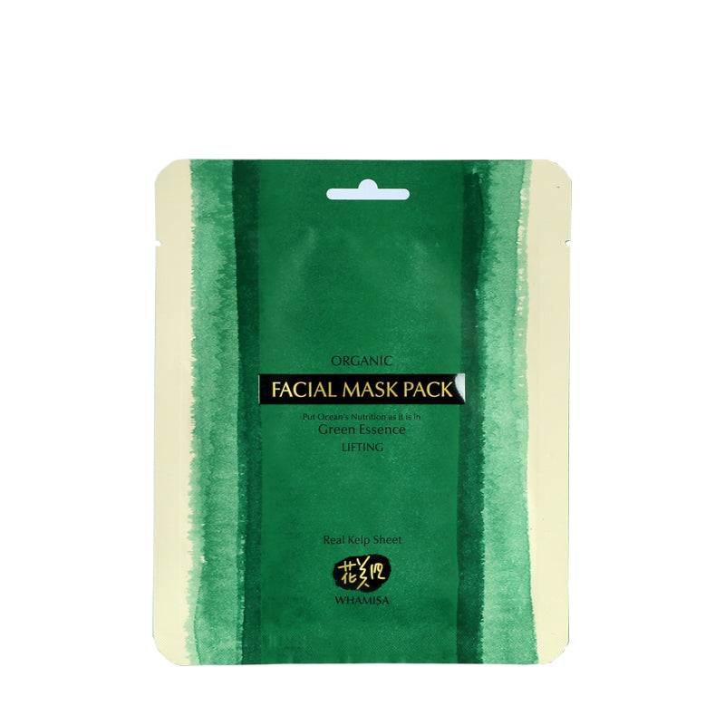 Whamisa Real Kelp Sheet Mask