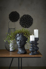 Head Pot Black