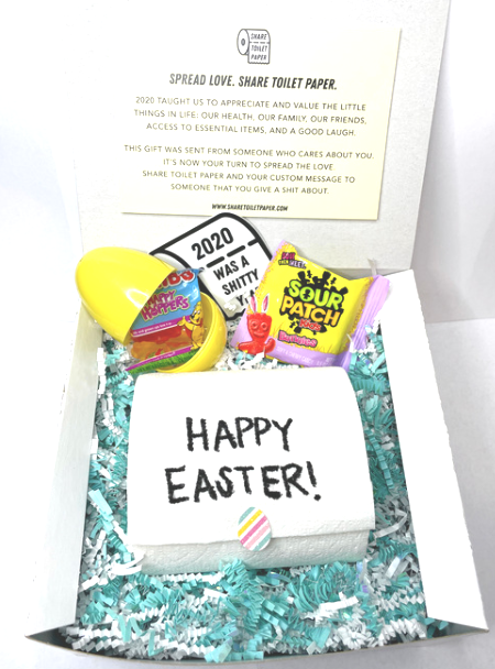 THE EASTER GIFT PACKAGE