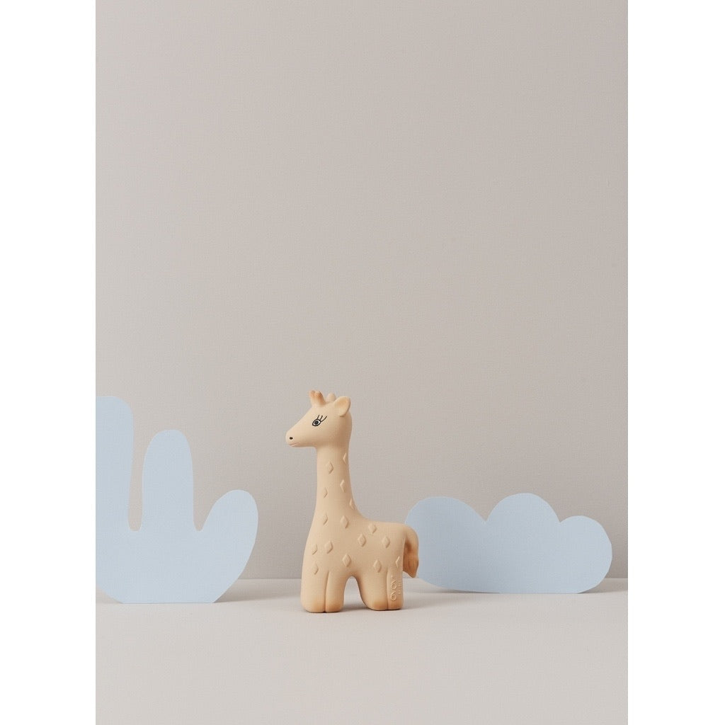 OYOY - Noah Giraffe Baby Teether