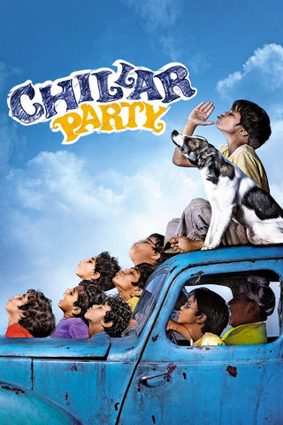 chillar party, Hindi movies for Kids