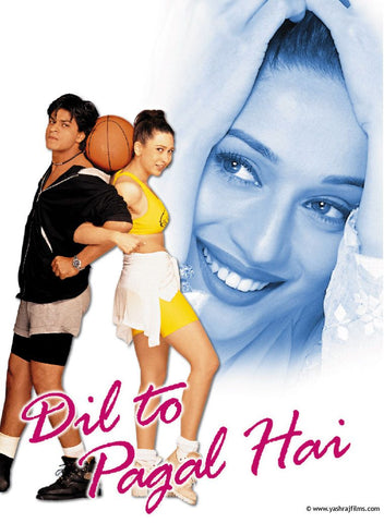dil to pagal hai, bollywood movies for kids