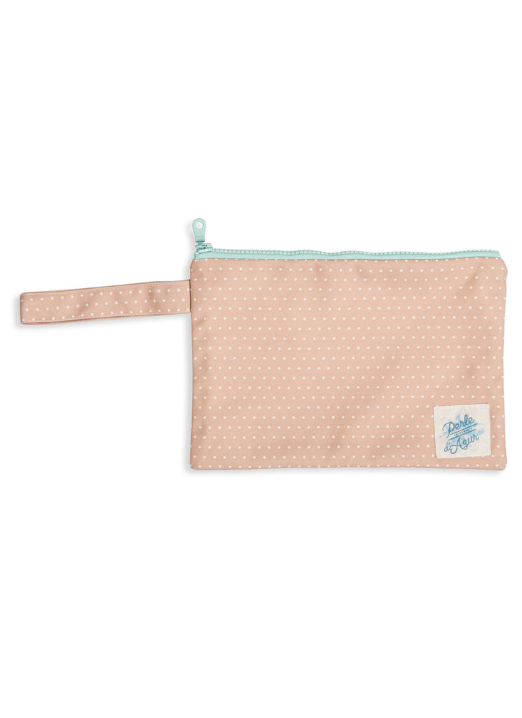 SAND DOTS POUCH SMALL