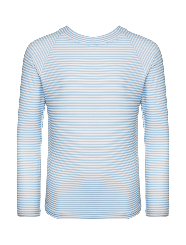 BLUE STRIPES RASHGUARD
