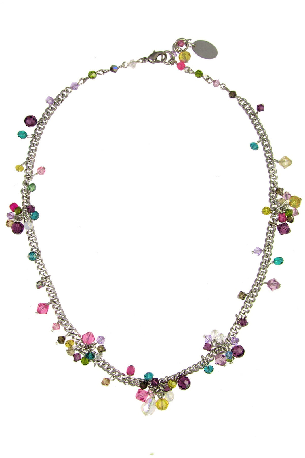 SALE - Ana Swarovski Crystals Necklace