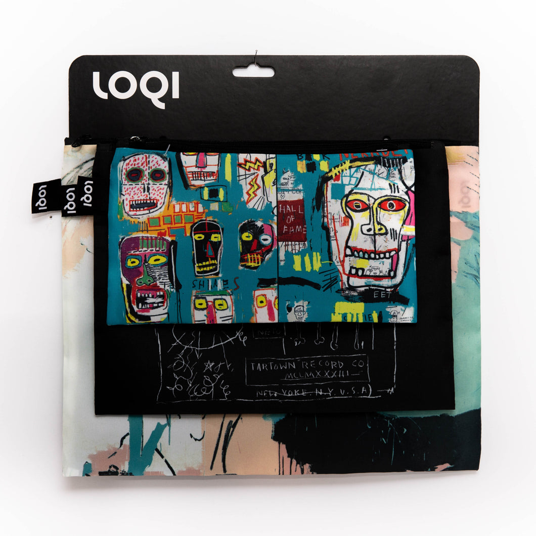 Set van 3 Zip-pockets Loqi