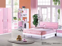 Dream Angels Kid's Bed