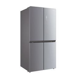 Midea  545L Cross Door Fridge Freezer Stainless Steel JHCDSBS545SS - Midea | Home Appliances New Zealand