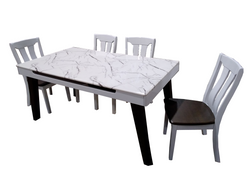Giusto Marble Dining Table