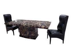 Silvano Marble Dining Table