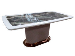 Stefano Marble Dining Table