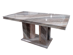 Drago Marble Dining Table