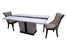 Filberto Marble Dining Table