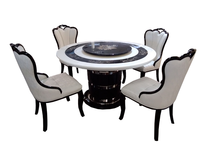 Florentino Marble Dining Table