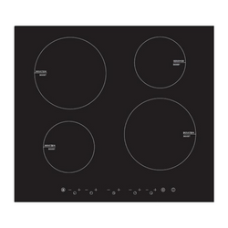 Midea  60cm 4-Zone Induction cook top MC-IF7016B2-A - Midea | Home Appliances New Zealand
