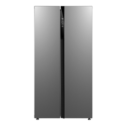 Midea 584L Fridge Freezer Stainless Steel JHSBSINV584G2 - Midea | Home Appliances New Zealand