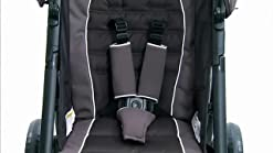 Ultimate 3-in-1 Stroller and Car Seat System- 3 point harness