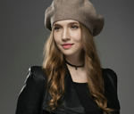 Load image into Gallery viewer, Wool warm beret