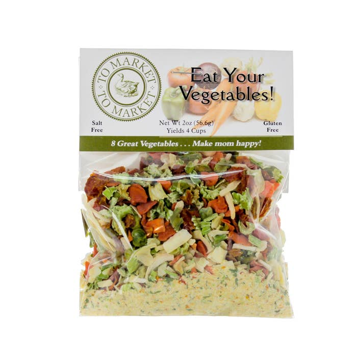 Eat Your Vegetables Gourmet Fresh Herb Dip Mix