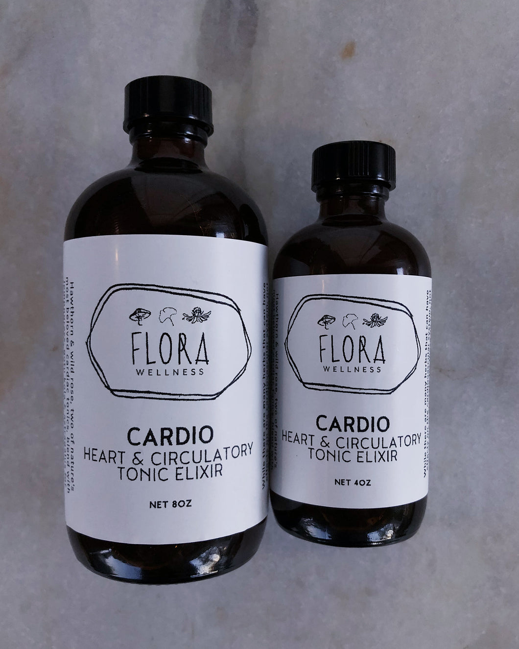 Cardio Heat & Circulatory Tonic Elixir