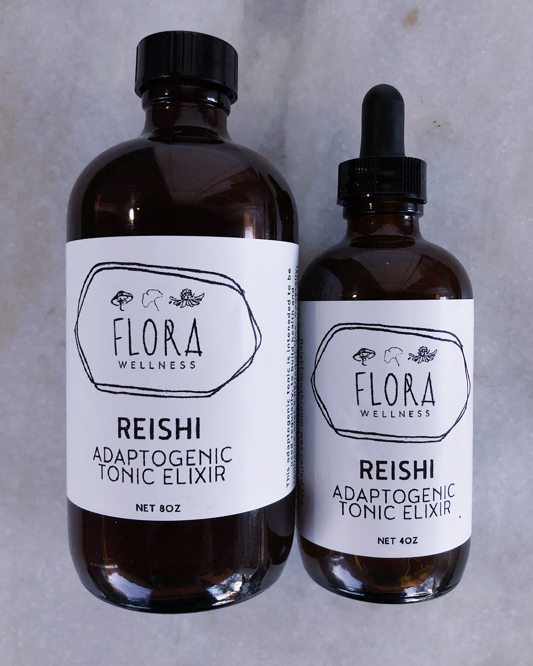 Wildcrafted Reishi Elixir