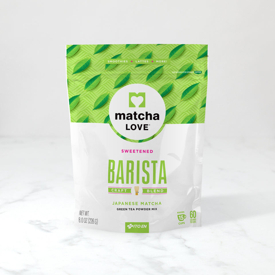 Barista Craft Blend Sweetened Powder Mix
